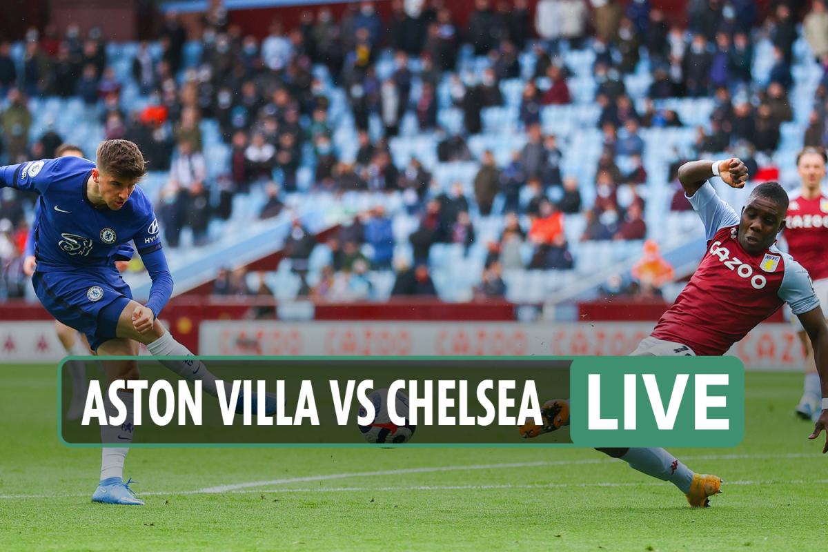 Aston Villa vs Chelsea LIVE: Stream, TV channel, team news, score as Bertrand Traore notches opener – updates