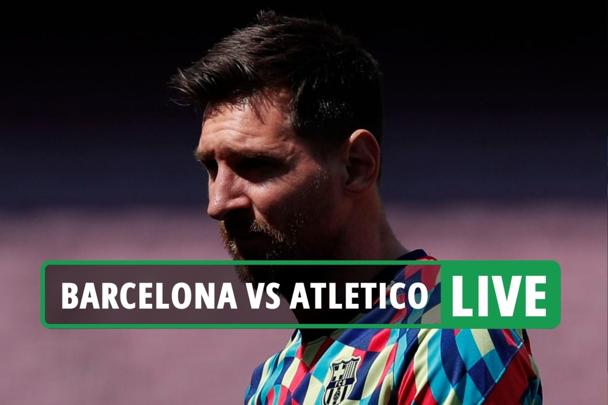 Barcelona vs Atletico Madrid LIVE: Stream FREE, TV channel, team news as Messi STARTS big clash – latest updates