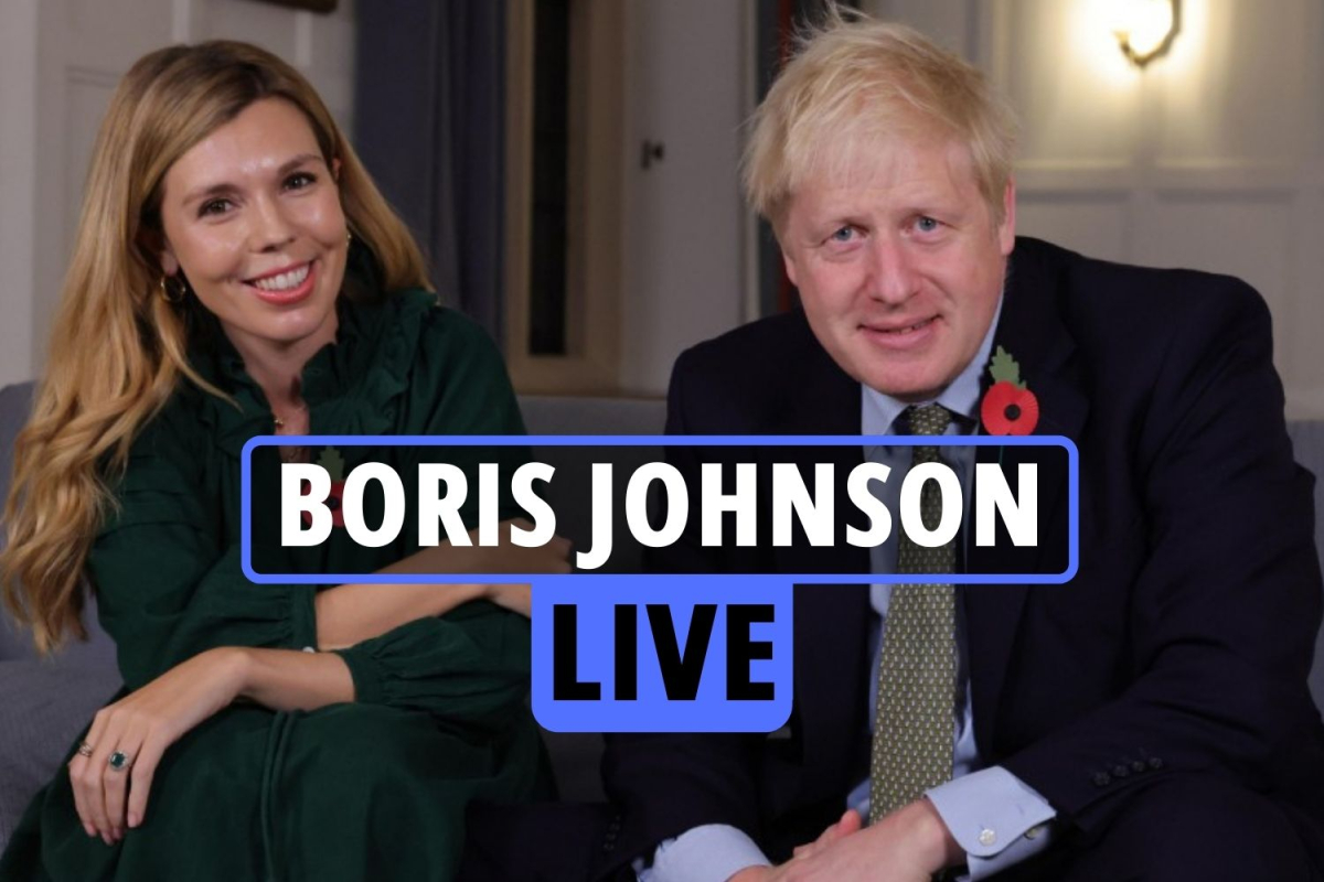 Boris Johnson LIVE: Prime Minister weds Carrie Symonds in secret as baby son Wilfred among 30 guests at Westminster