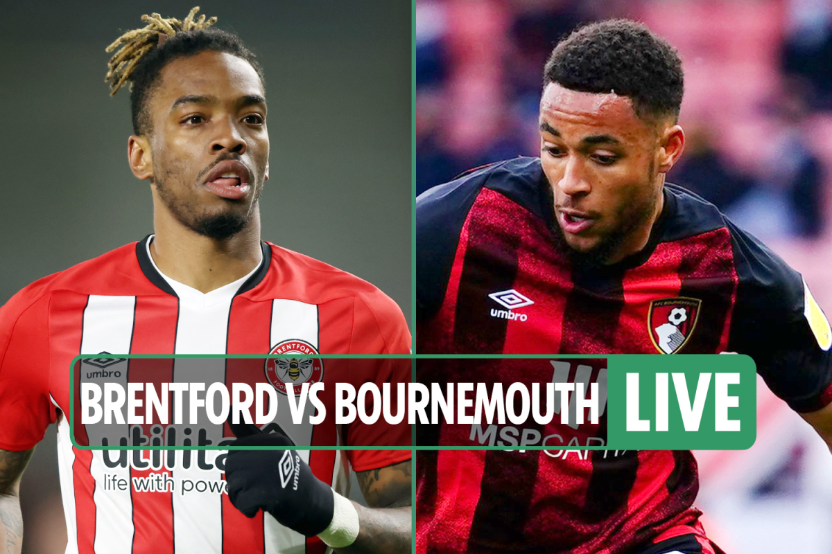 Brentford vs Bournemouth LIVE: Stream, TV channel, team news for huge Championship play-off semi-final – latest updates