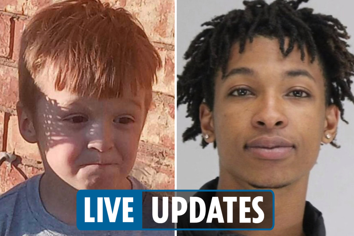 Cash Gernon latest news – Dallas police arrest Darriynn Brown after he 'kidnapped and brutally killed the 4-year-old'