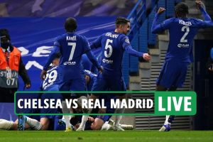 Chelsea 2 Real Madrid 0 (agg 3-1) LIVE REACTION: Werner and Mount send Blues into Champions League final versus Man City