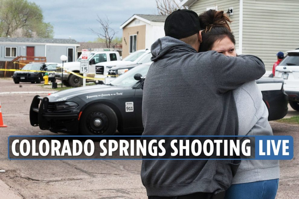 Colorado Springs shooting updates LIVE: 7 dead including suspect who turned gun on himself