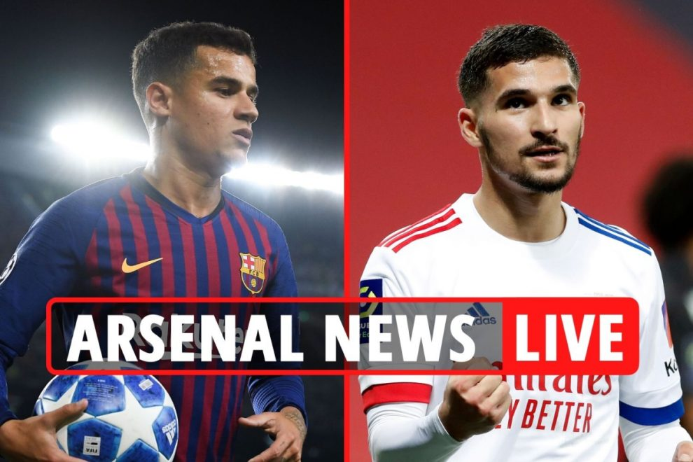 Coutinho can 'LEAVE Barcelona in summer', Aouar transfer BOOST, Odegaard future, Lacazette contract latest