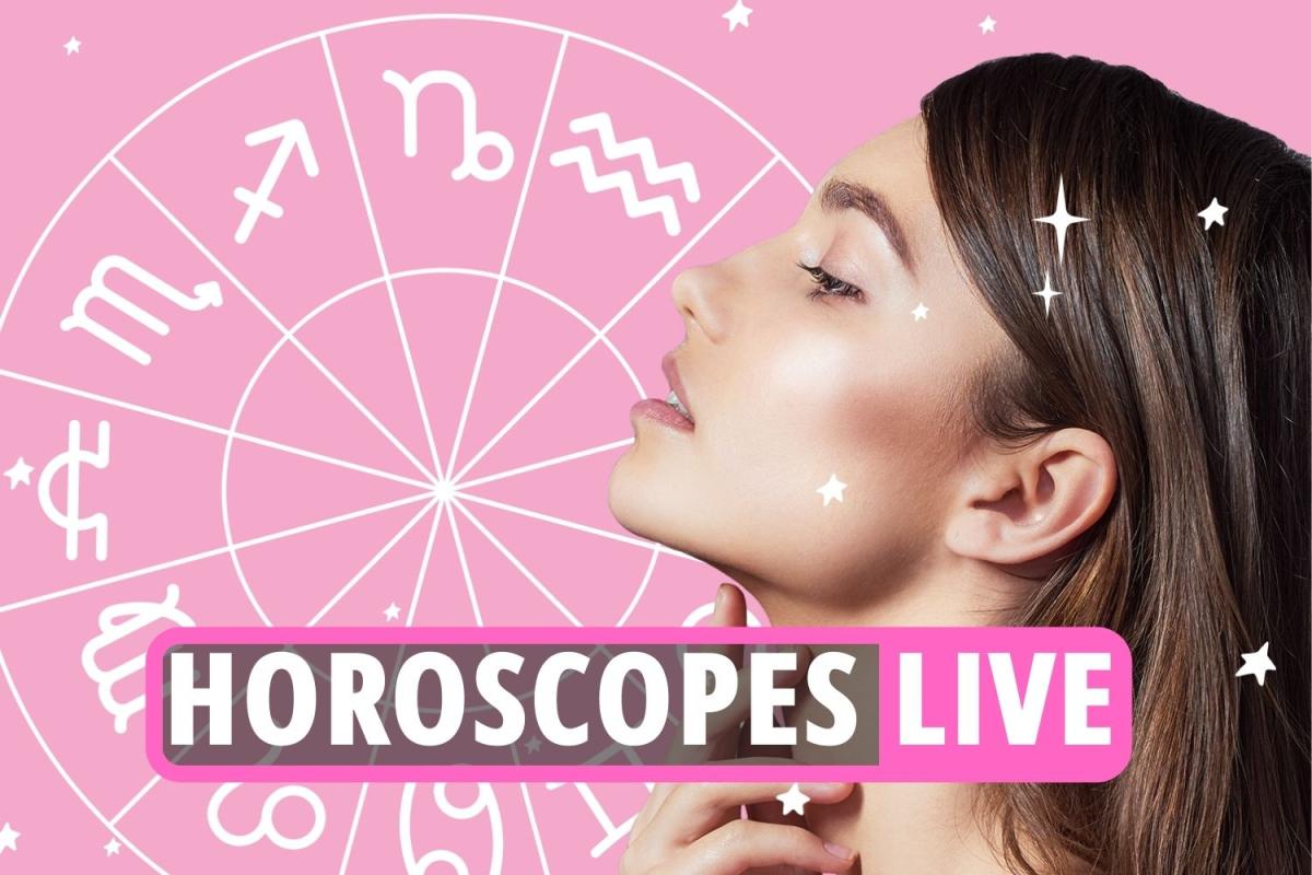 Daily horoscope latest updates: Star sign news for Aries, Libra, Leo, Taurus, Capricorn, Aquarius, Sagittarius and more