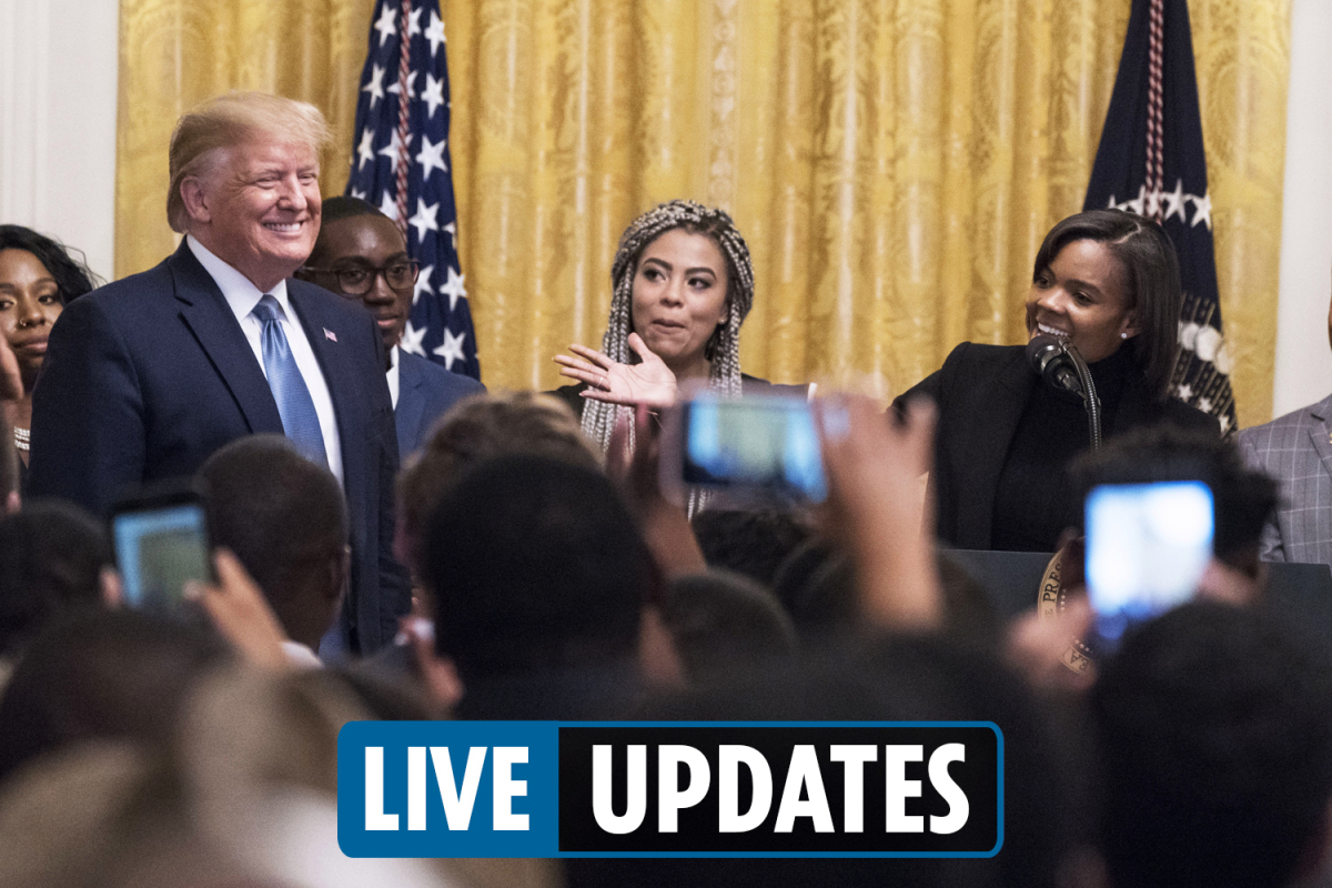 Donald Trump launches new social media platform ahead of Candace Owens interview