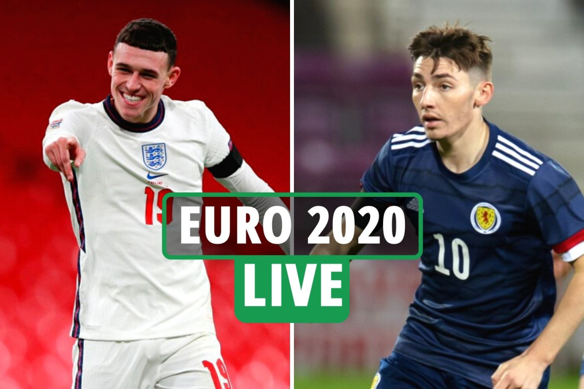 Euro 2020 LIVE news: England FAVOURITES to win, Scotland, Wales, Portugal, Germany and France – latest updates