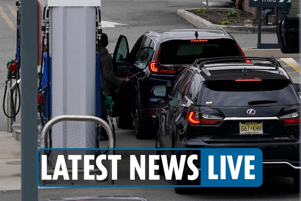 Gas shortage 2021 live updates – Gas stations 'could run out of fuel TODAY' after DarkSide attack on Colonial Pipeline