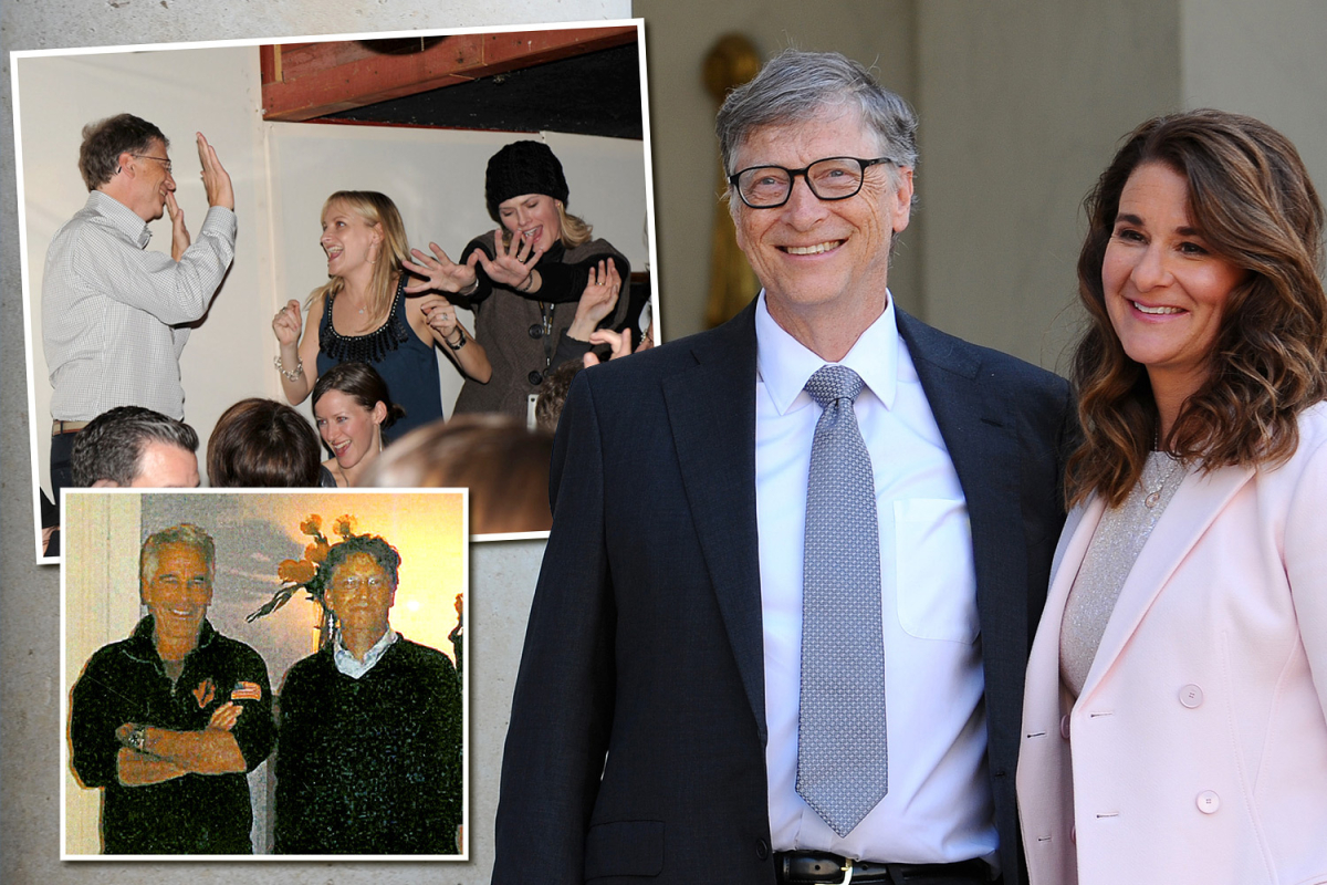 Inside Bill Gates' naked pool parties, affairs and friendship with Jeffrey Epstein after bombshell divorce announcement