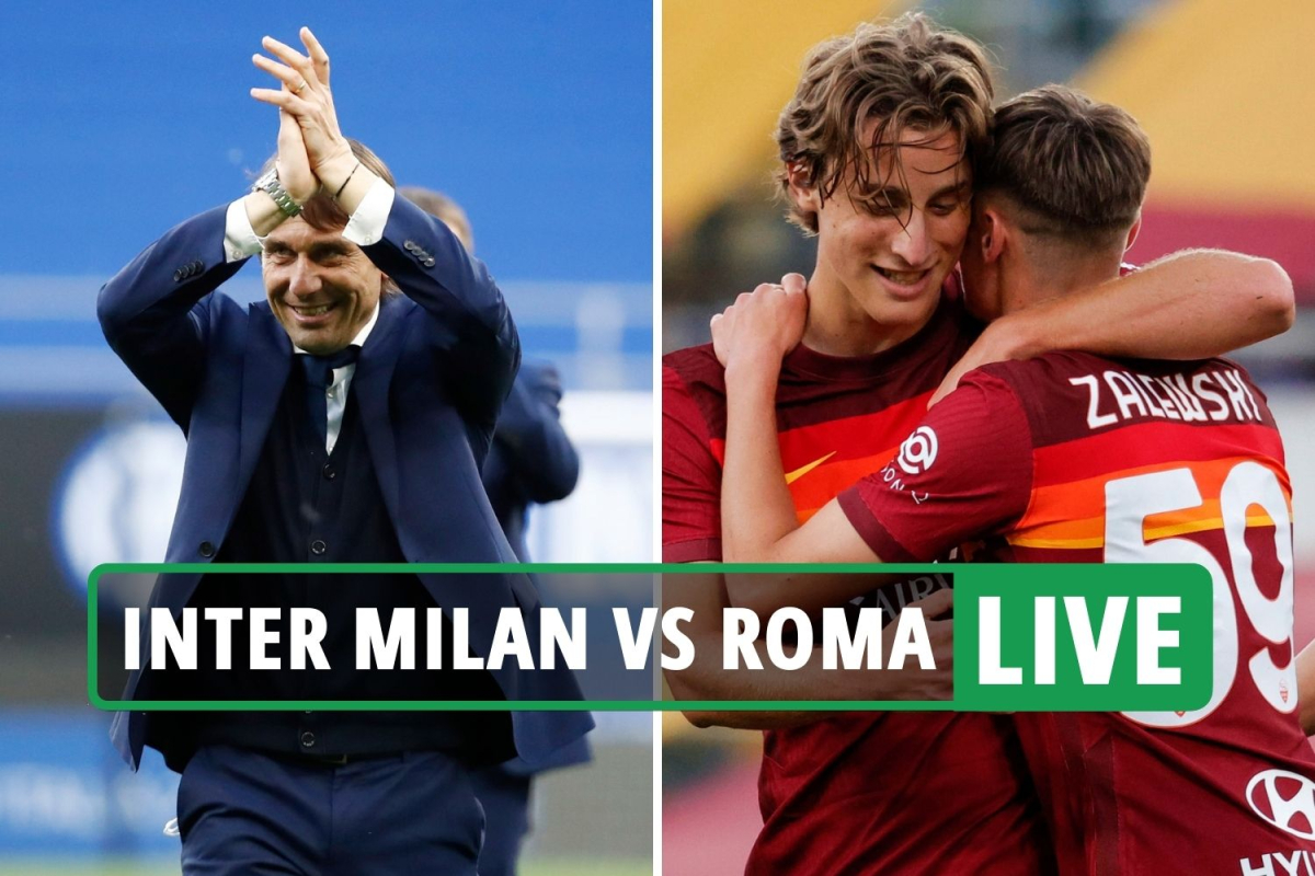 Inter Milan vs Roma LIVE: Stream FREE, score, TV channel, team news as Conte's side aim for another win – latest updates