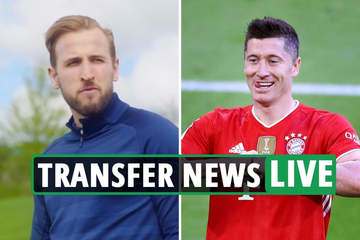 Kane 'wants to be at Ronaldo and Messi's level', Lewandowski to Chelsea, Joao Felix shock Barcelona swap – transfer news