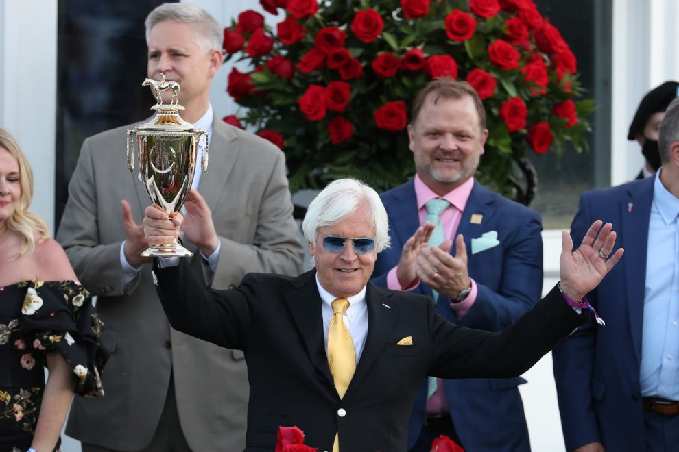 Kentucky Derby winner Medina Spirit returns positive drug test, as trainer Bob Baffert vows to fight 'wrongdoing'