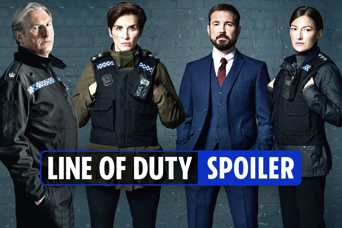 Line of Duty finale LIVE – Fans react to 'disappointing' ending after Ian Buckells is revealed as H in season 6