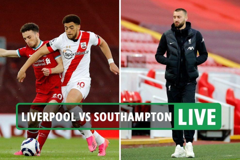 Liverpool vs Southampton LIVE: Stream, score, TV channel as Mane goes close – Premier League latest updates