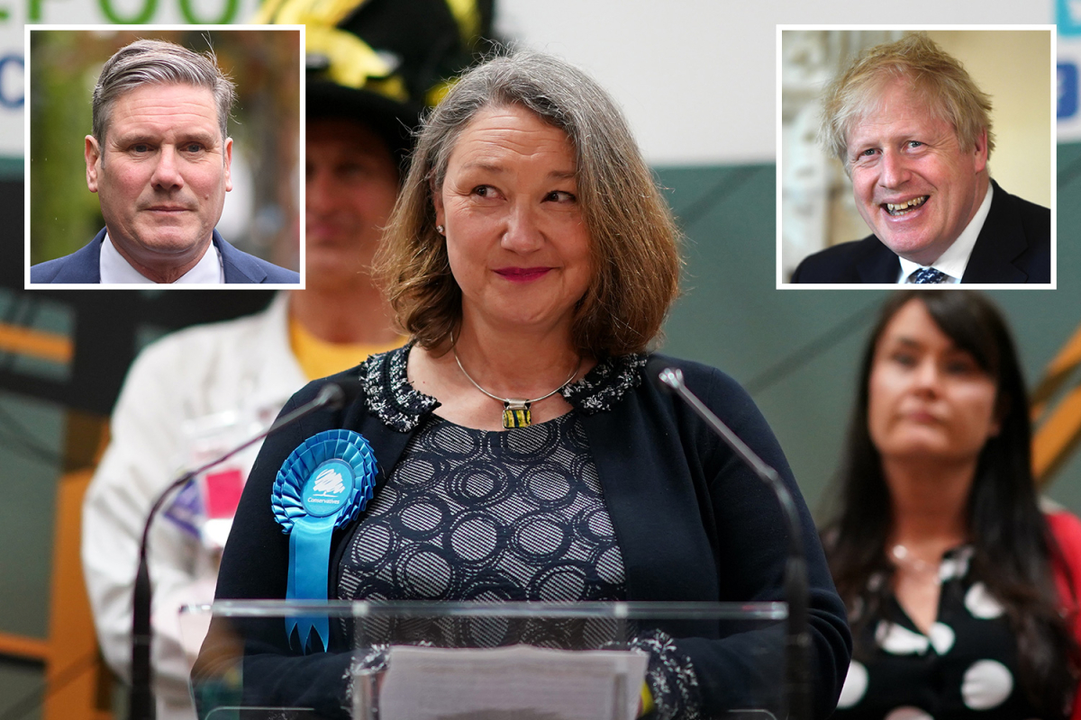 Local election 2021 results LIVE – Votes being counted as Boris Johnson's Tories beat Labour in historic Hartlepool win
