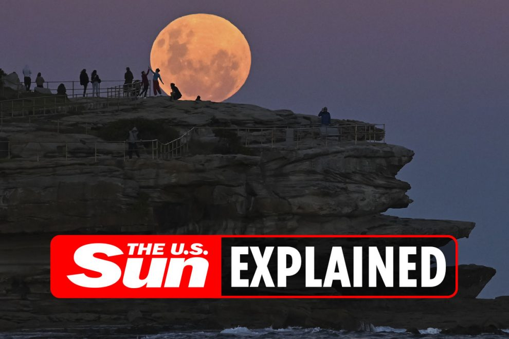 Lunar eclipse 2021: Why isn't the Super Blood Moon visible in the UK tonight?