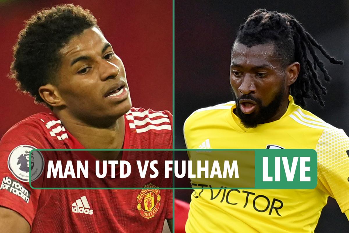 Man Utd vs Fulham LIVE: Stream, TV channel, team news for penultimate Premier League clash – latest updates
