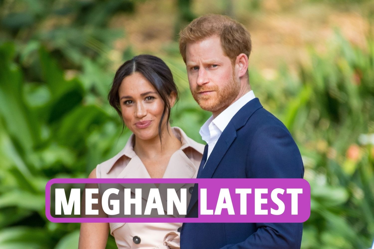 Meghan Markle latest news – Prince Harry & Duchess to star in ANOTHER bombshell 'tell all' Oprah interview TOMORROW