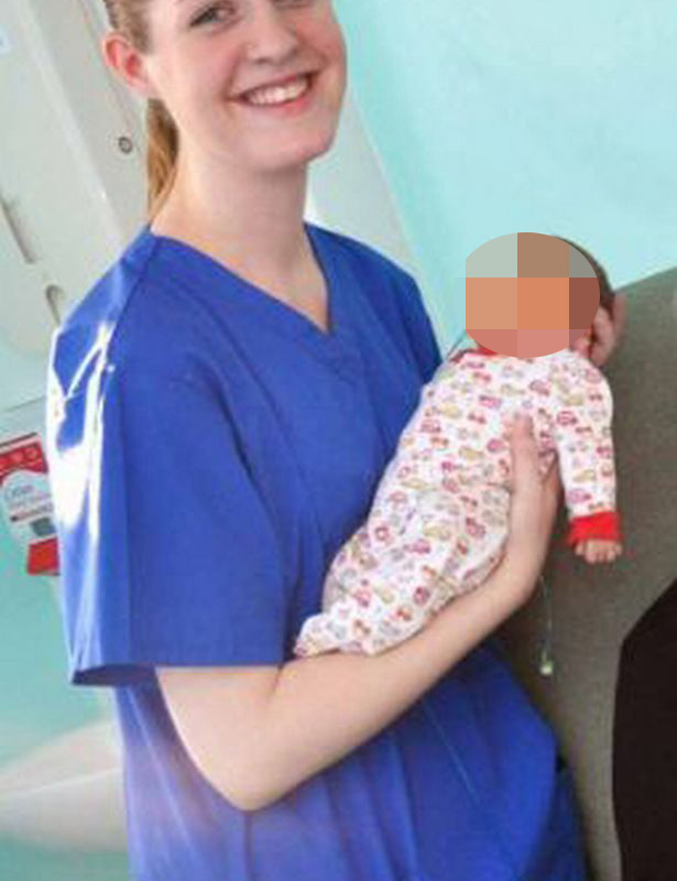 Nurse Lucy Letby, 31, appears in court accused of murdering 8 babies and attempting to kill 9 others