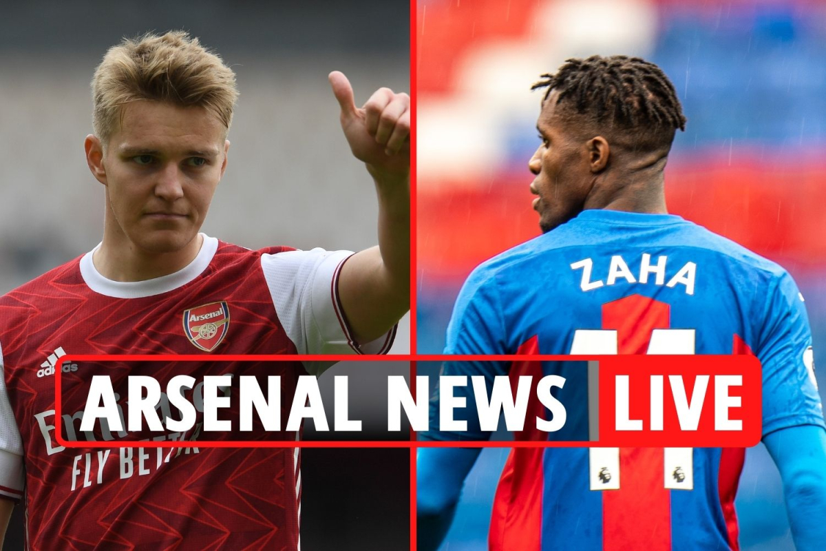 Odegaard future LATEST, Zaha to leave Crystal Palace, Bould sacked in backroom shakeup – latest Arsenal transfer news