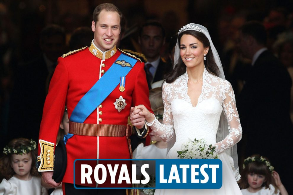 Royal Family LIVE – Prince William 'auditioned' Kate Middleton to be his wife, royal expert claims