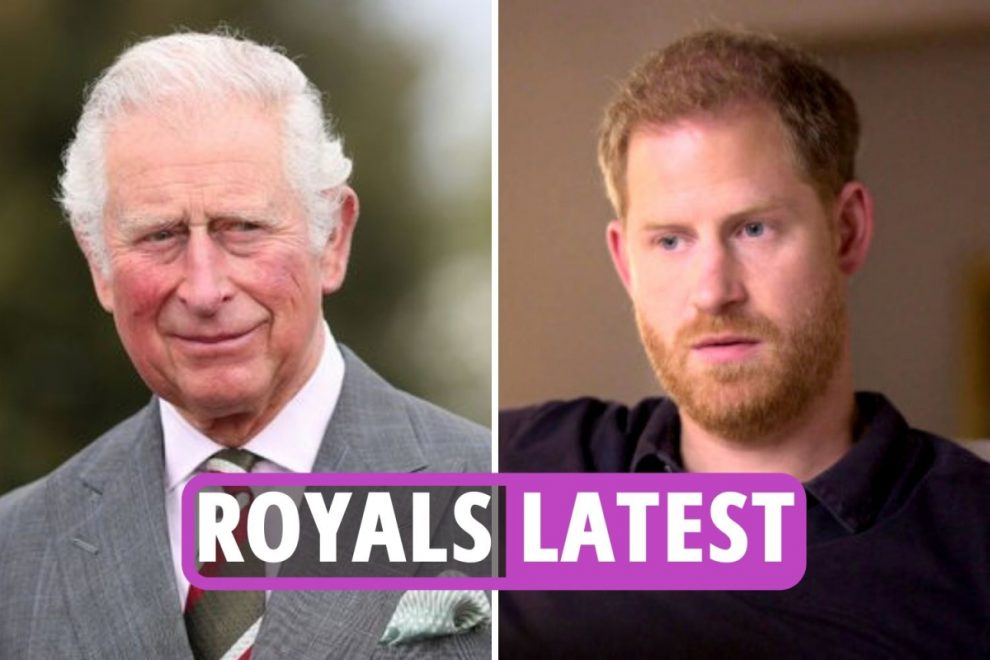 Royal Family news – Prince Harry SAVAGES Charles again in new Oprah interview blasting his dad for 'letting me suffer'