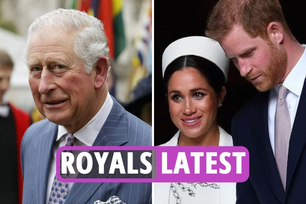Royals latest – Frustrated Prince Charles 'gives up on Harry and Meghan and could cast them out of Royal Family FOREVER'