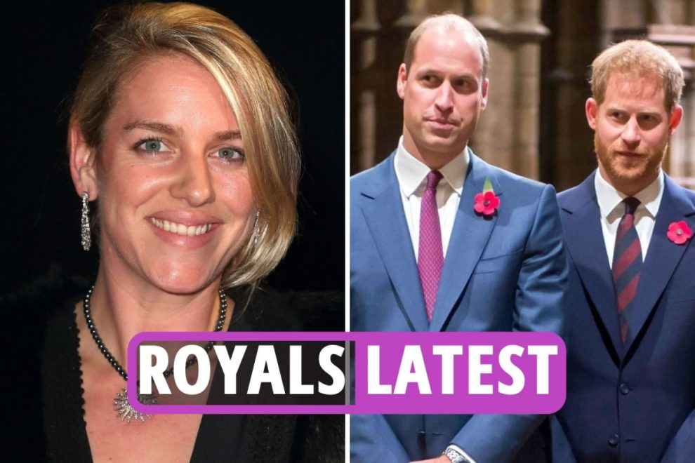 Royals latest LIVE – Prince William and Harry's long forgotten step-sister now quietly attending all major royal events