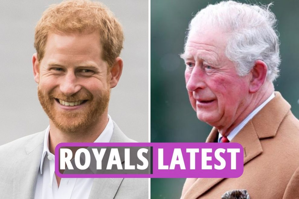 Royals news – Prince Harry trashes Charles AGAIN blasting dad's parenting skills as he compares family to zoo animals