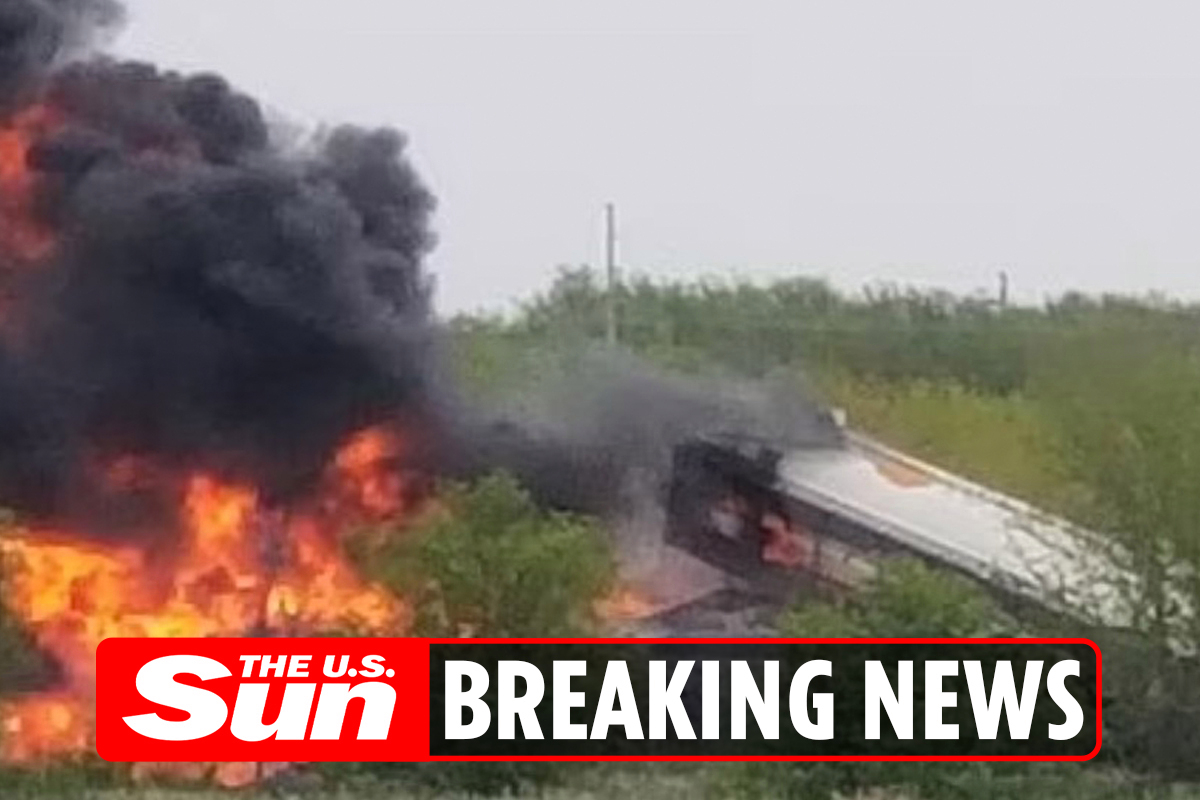 Sibley, Iowa, evacuated and Hazmat called in as train carrying fertilizer & highly explosive ammonium nitrate derails