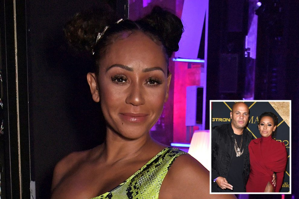 Spice Girl Mel B reveals she tried to leave abusive relationship for ten years calling it an 'impossible situation'