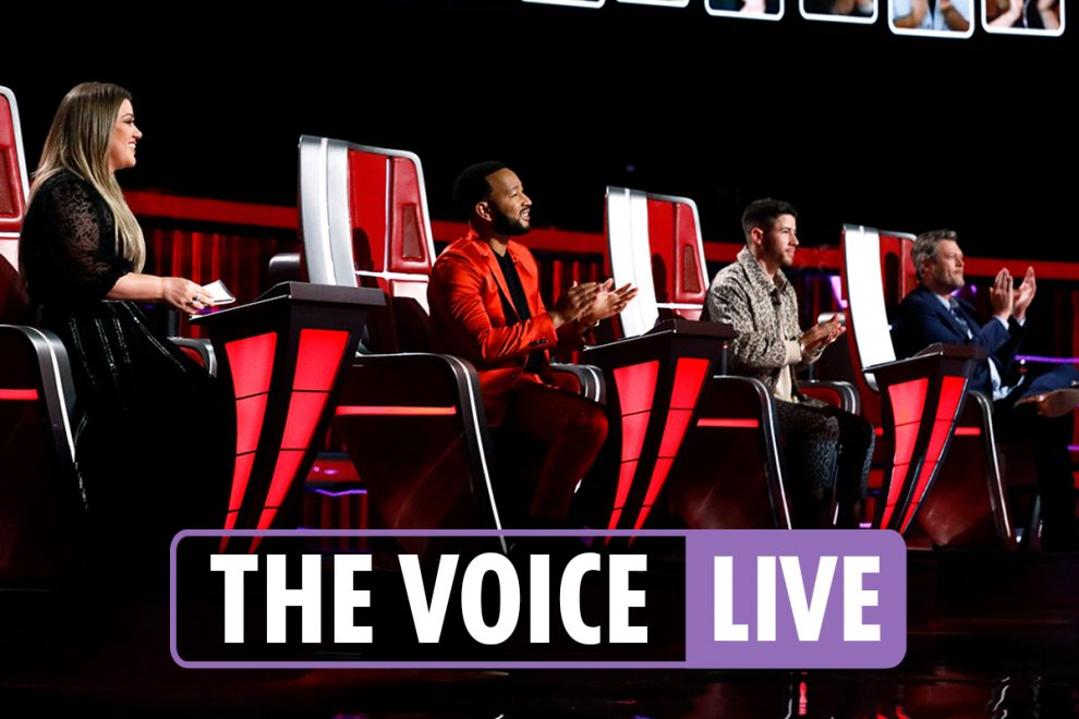 The Voice finale live updates – last five contestants perform ahead of crowning a winner