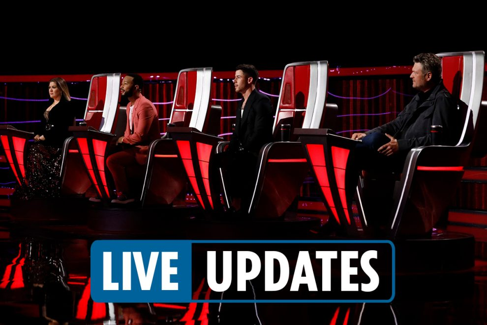The Voice season 20 live updates – top 9 perform for Kelly Clarkson, Blake Shelton, John Legend and Nick Jonas