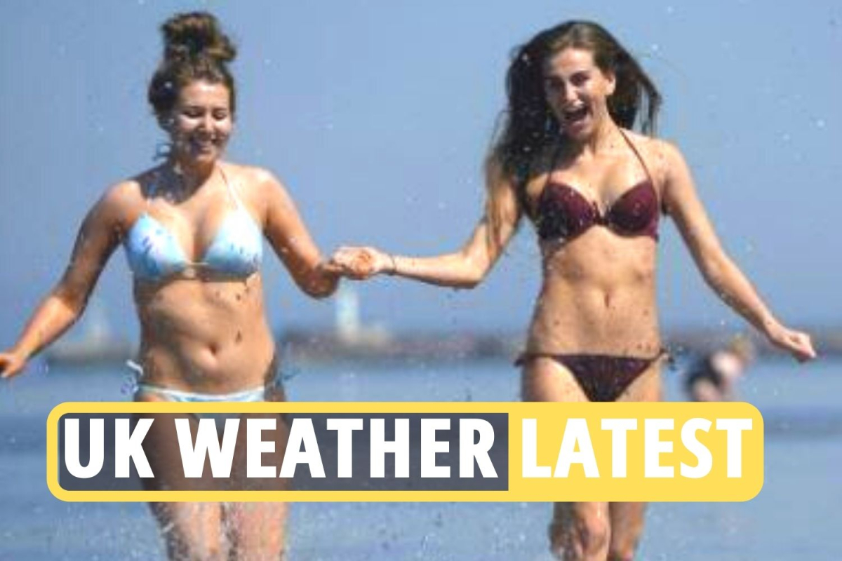UK weather forecast LIVE – Beautiful 20C heatwave to roast Brits for 16 days within a matter of weeks after May washout
