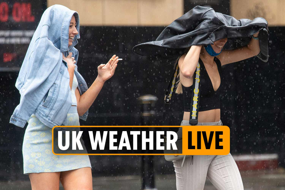 UK weather forecast LIVE – Britain braces for 'coldest May in 25 years' before June forecast to 'bring 16-day heatwave'