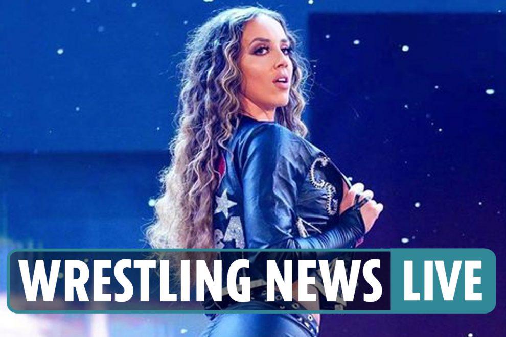 WWE Wrestling updates LIVE – Chelsea Green sent the WRONG belongings in a trash bag after WWE release