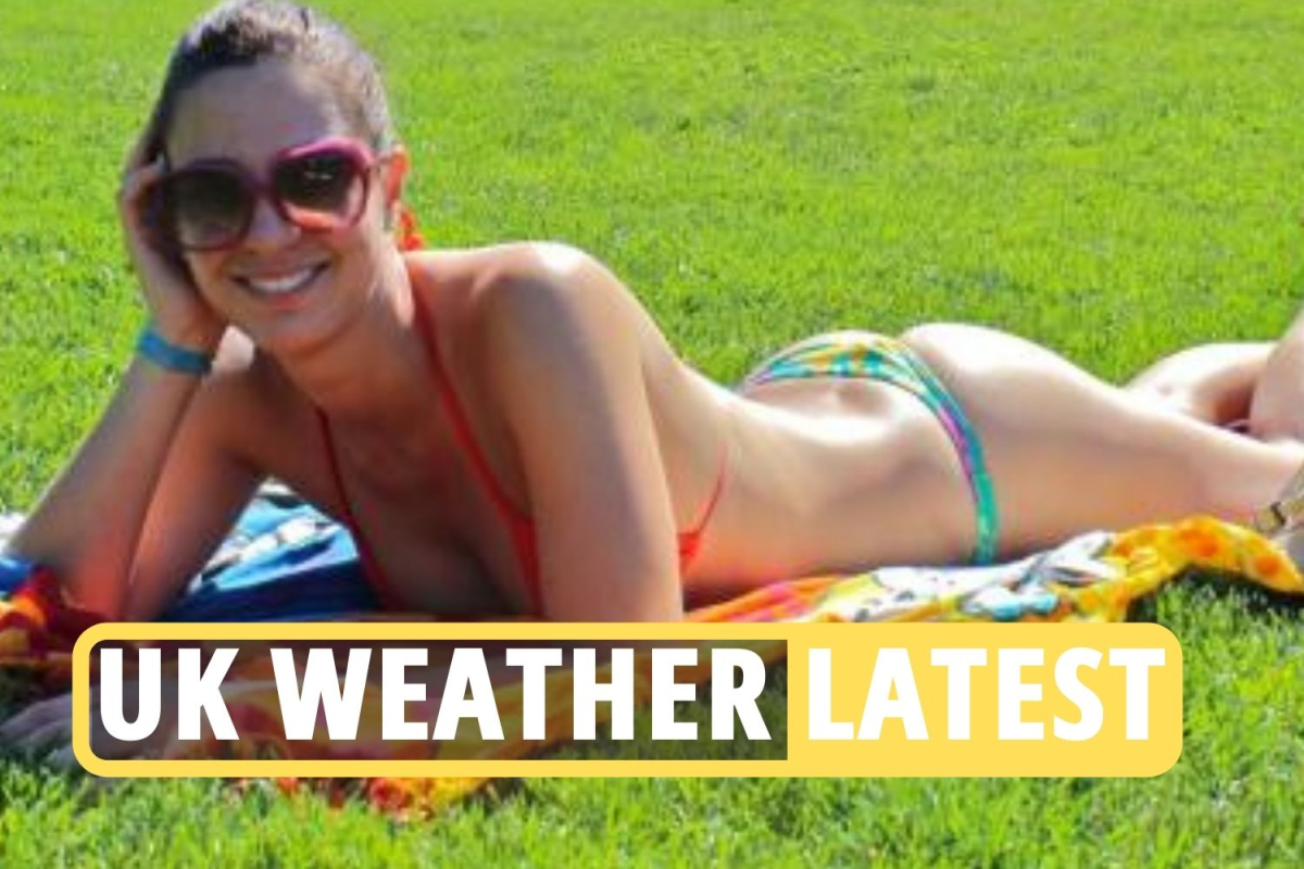 Weather forecast UK – Get ready for a 22C ROASTER next week as temperatures finally rise after a cold and stormy spring