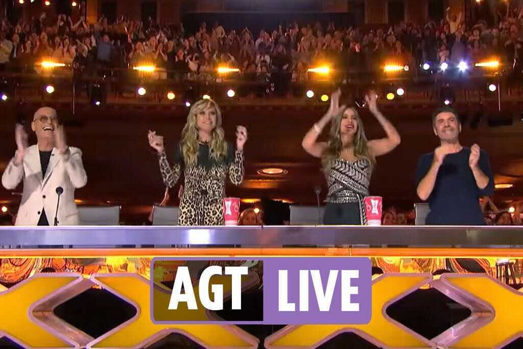 America's Got Talent 2021 LIVE – Simon Cowell returns for season 16 following back injury during the pandemic