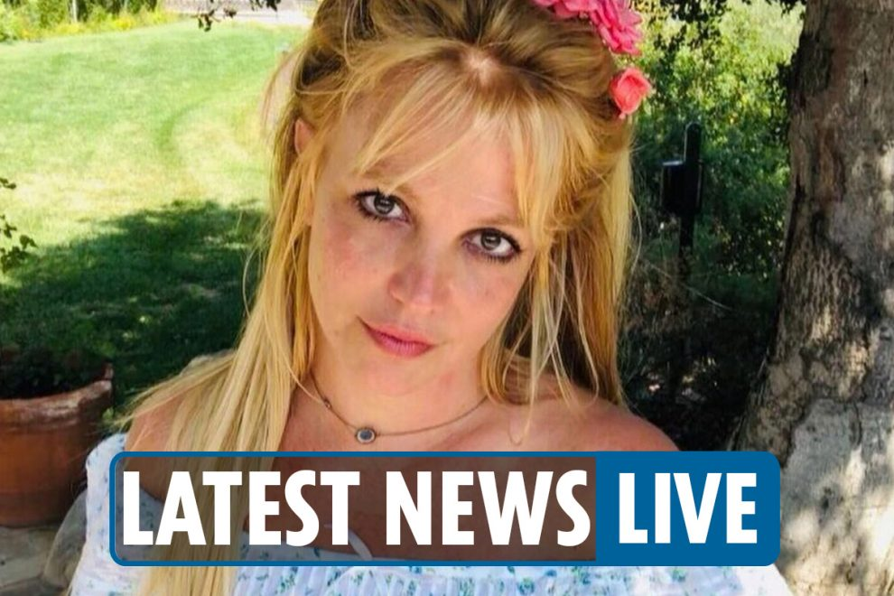 Britney Spears conservatorship LIVE – Pop star to speak against Jamie Spears TODAY in Los Angeles court