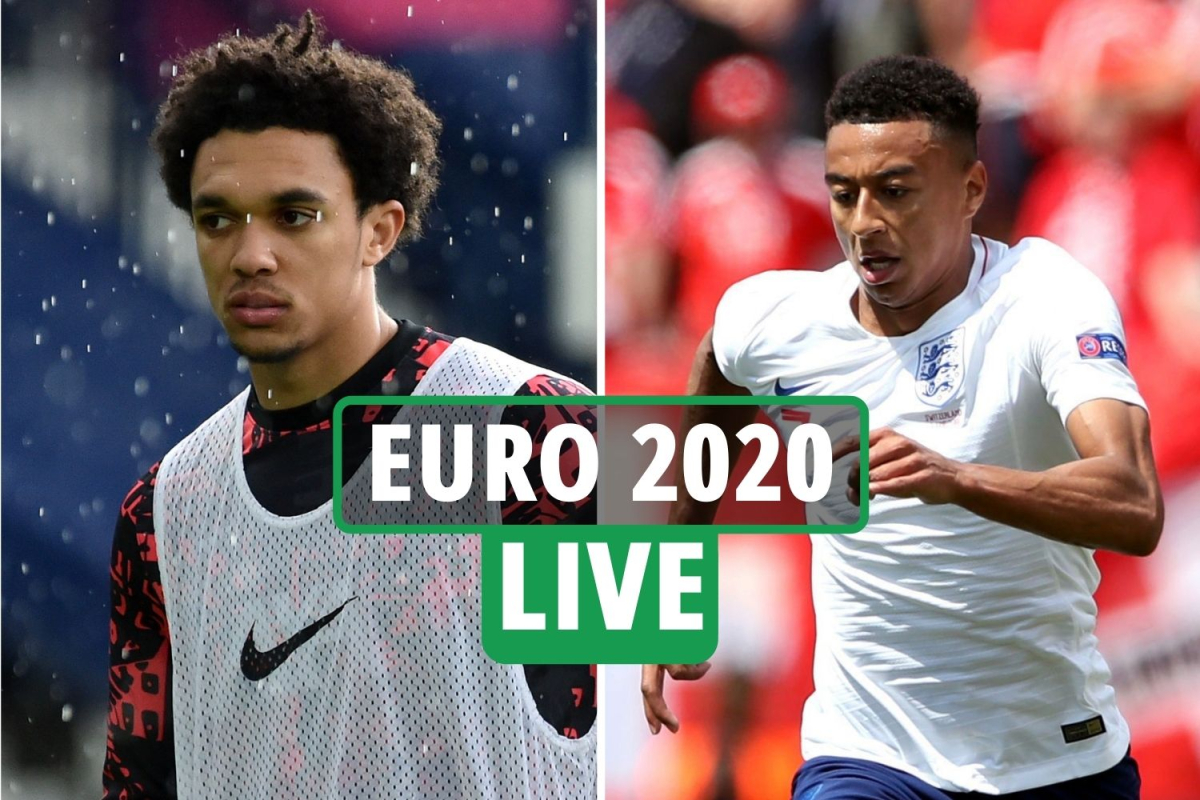 England Euro 2020 squad announcement LIVE: Trent Alexander-Arnold UPDATE, Greenwood and Lingard OUT – latest updates