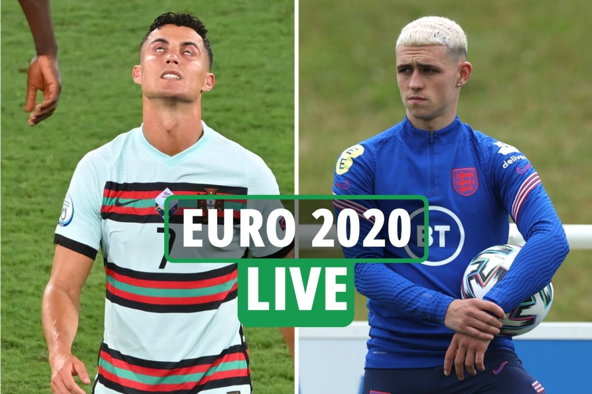 Euro 2020 LIVE: England vs Germany build-up, Belgium BEAT Portugal to set up Italy clash, Holland OUT after Czech defeat