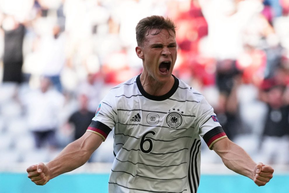 How can Germany qualify for the Euro 2020 last 16?