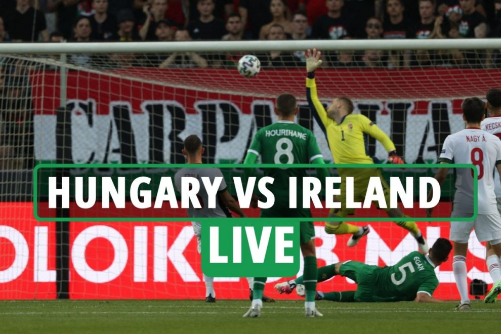 Hungary v Ireland LIVE: Stream, TV channel, latest updates for TONIGHT'S Euro 2020 warm-up