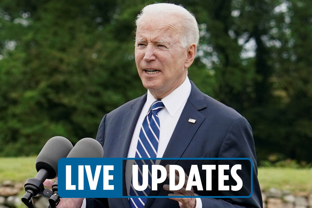 Joe Biden latest news: President touts special relationship with Boris and jokes he's not going back to US after meeting
