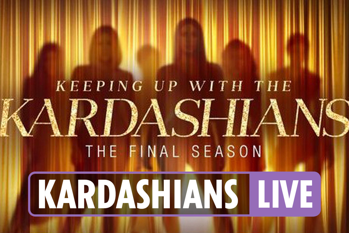 Keeping Up with the Kardashians series finale LIVE – Kim fails baby bar AGAIN in emotional series finale