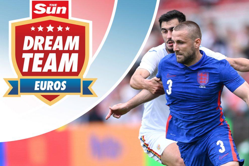 Luke Shaw vs Ben Chilwell – have Dream Team Euros bosses got it right?