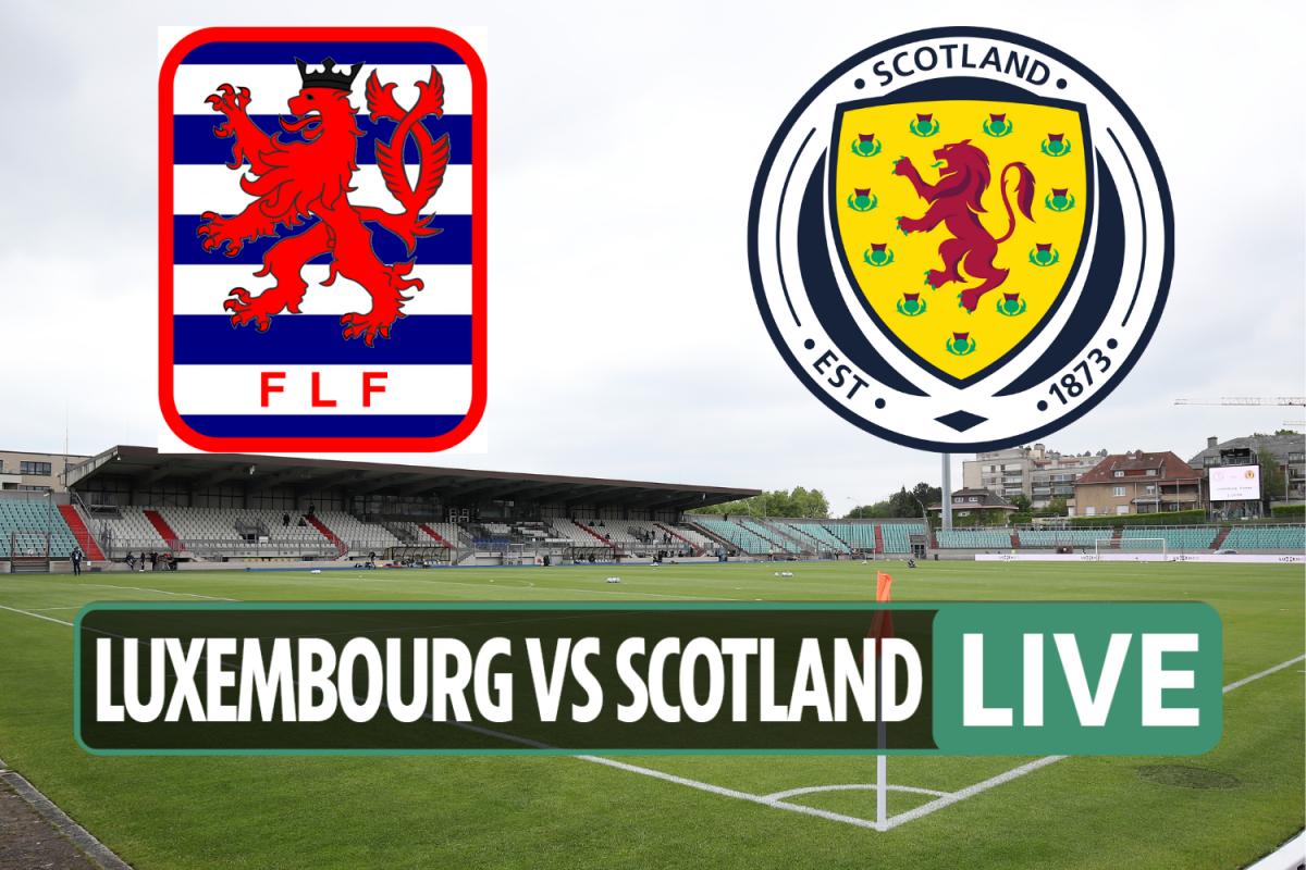 Luxembourg vs Scotland LIVE: Stream, score, TV channel as match UNDERWAY – Euro 2020 warm-up latest updates