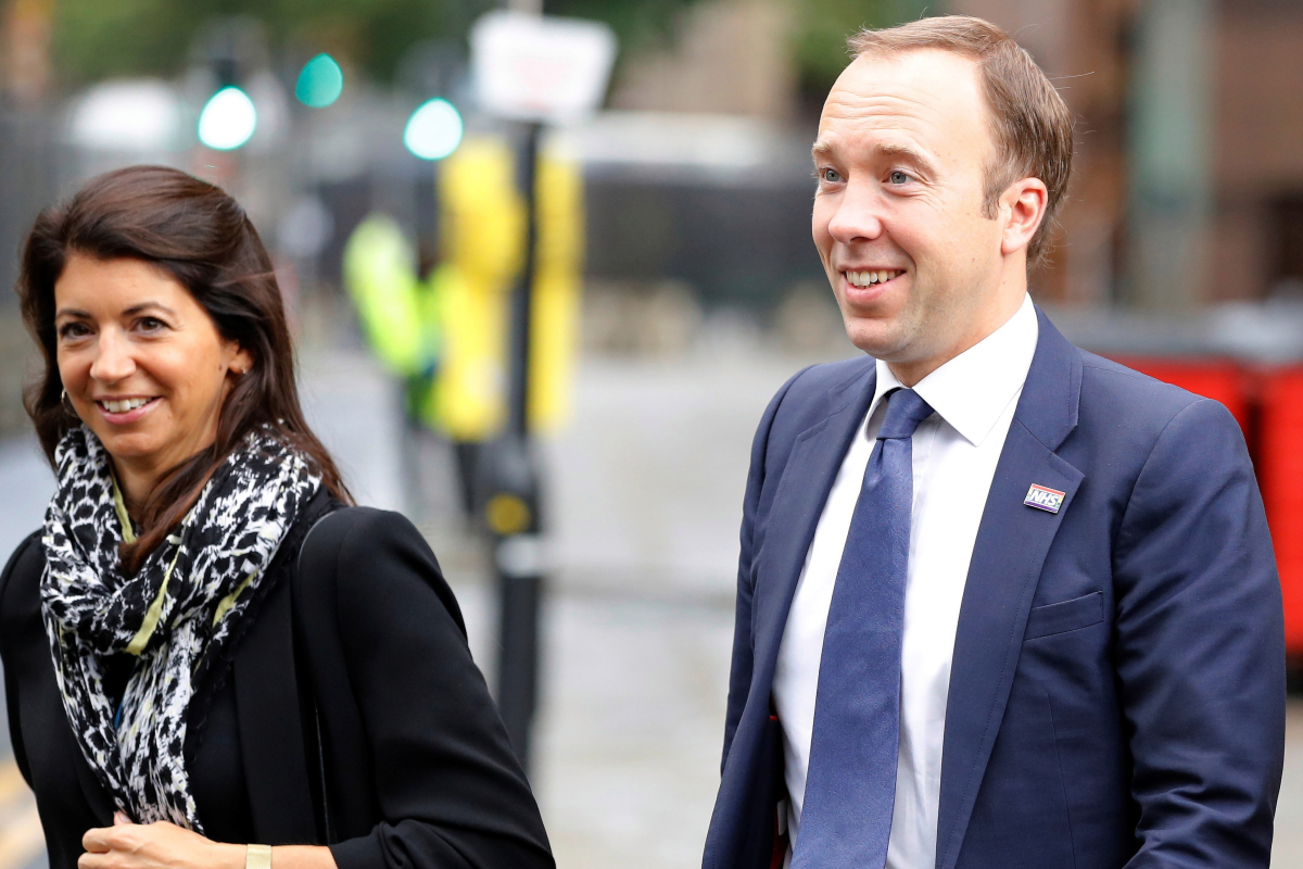Matt Hancock is planning a political comeback ALREADY after quitting in disgrace over aide affair
