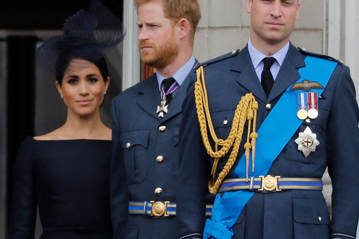 Prince William raged at 'merciless' Meghan Markle and called her 'that bloody woman' after bullying claims, author says