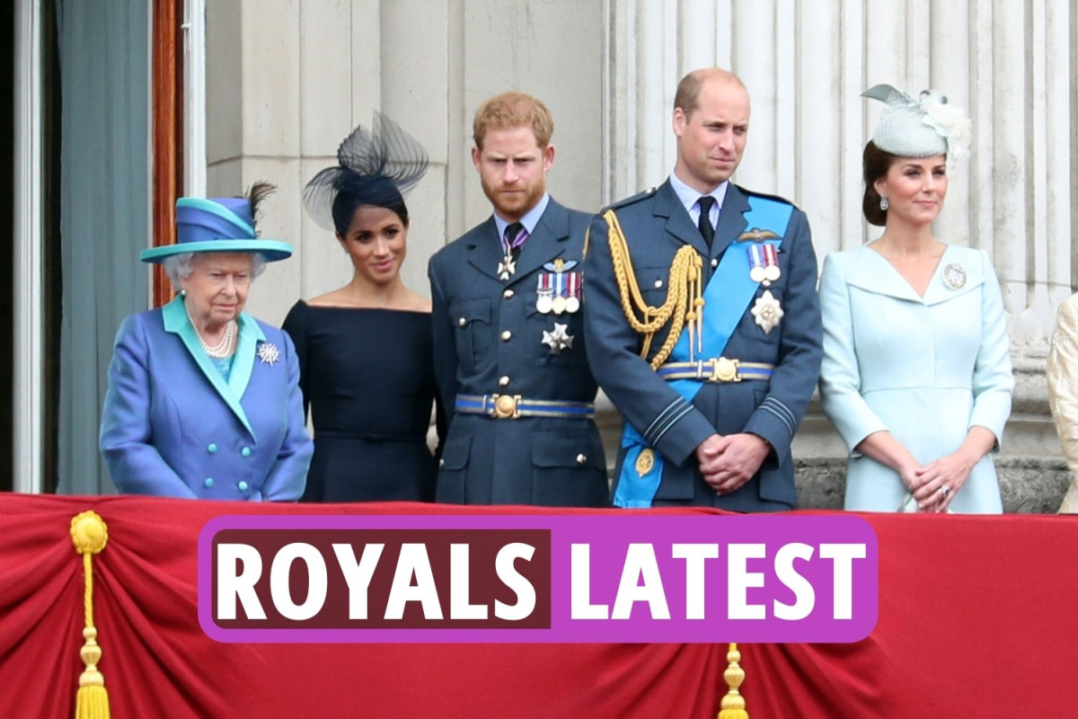 Royal Family latest news: Meghan Markle & Prince Harry to attend Queen's Platinum Jubilee but may NOT appear on balcony